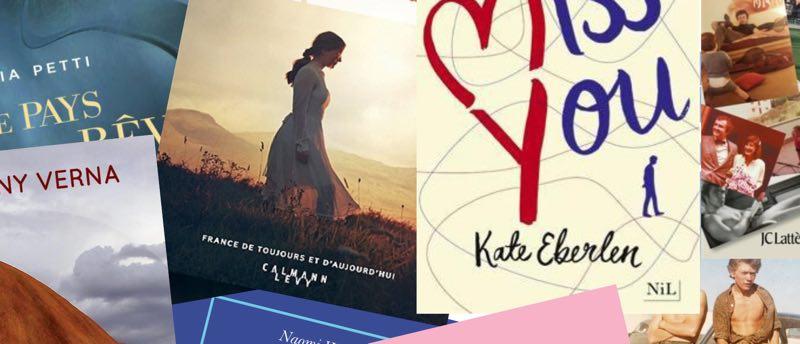 3 romans pour l'été