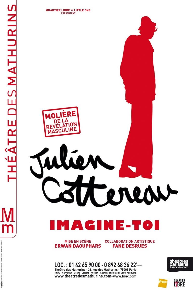 Julien Cottereau Imagine toi