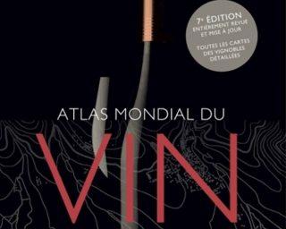 Atlas du Vin - Editions Flammarion