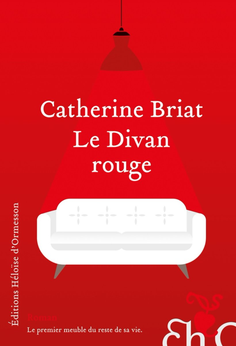 Catherine Briat - Le divan rouge