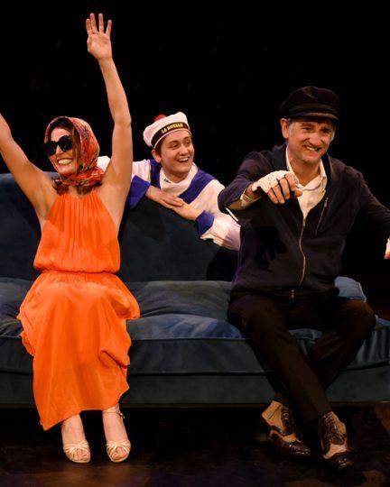 En attendant Bojangles - Theatre de la Pépinière
