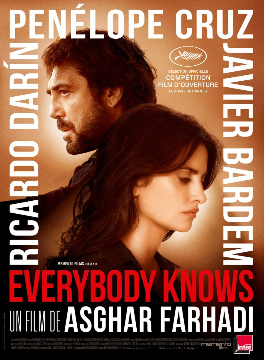 festival de cannes everybody knows