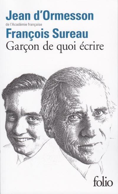 Jean D Ormesson L Enfant De Cœurs Et Le Ravi De La Creche